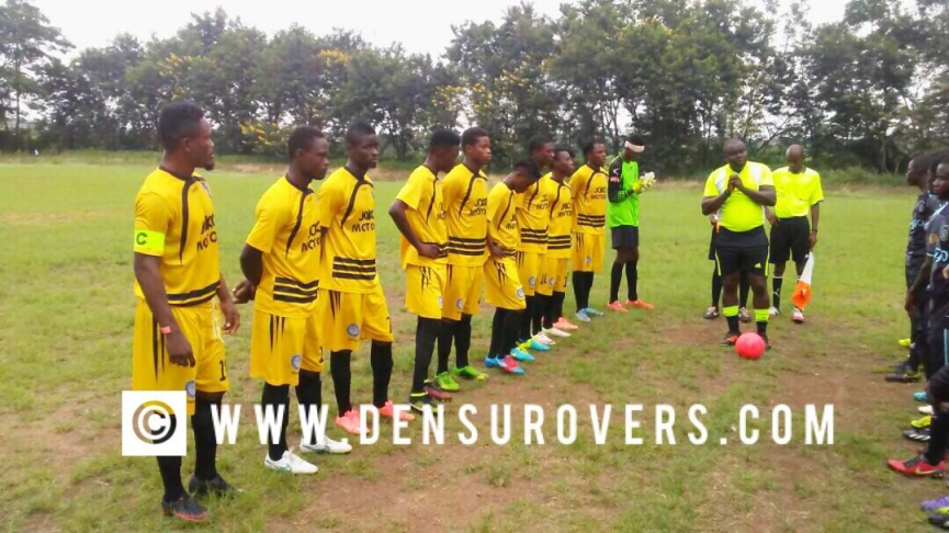 Division Two Match Report: Sumaila brace propels Densu Rovers to another emphatic win