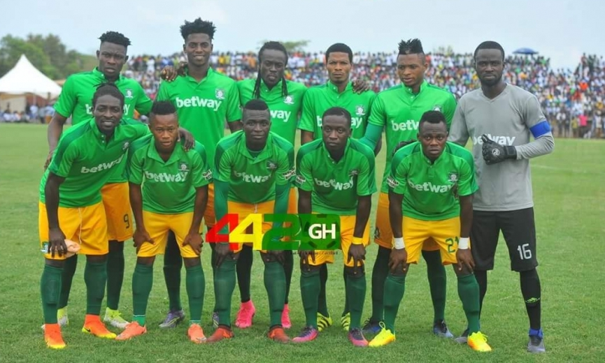MATCH REPORT: ADUANA STARS VS AL-TAHADDY - Aduana Stars lately seal next round qualification