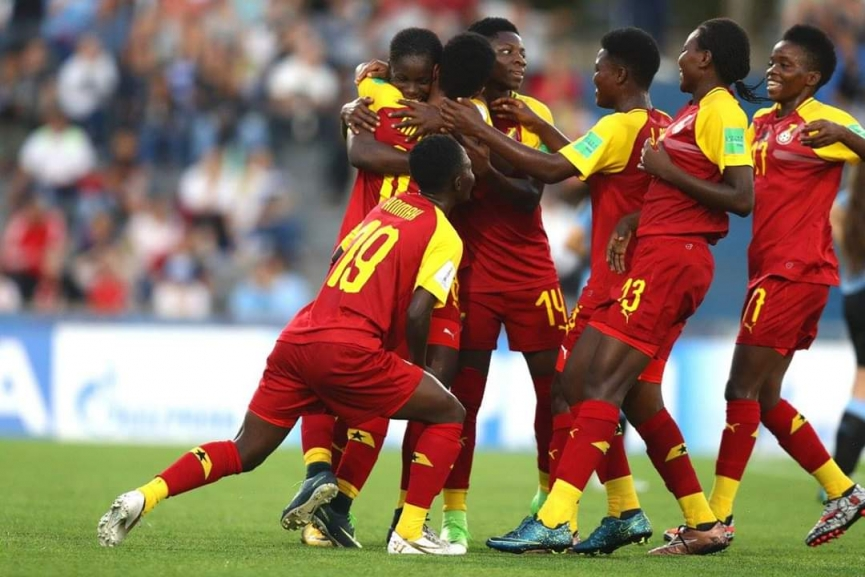 MATCH REPORT: Uruguay 0-5 Ghana - Mukarama Abdulai bags hat-trick as Black Maidens wallop hosts in World Cup