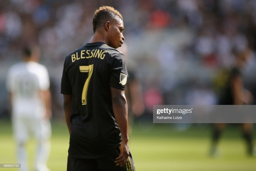 BREAKING: Latif Blessing signs fresh deal with Los Angeles FC