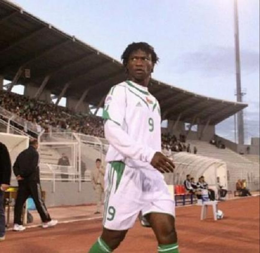 I will play for BA United before retirement - Baba Issaka
