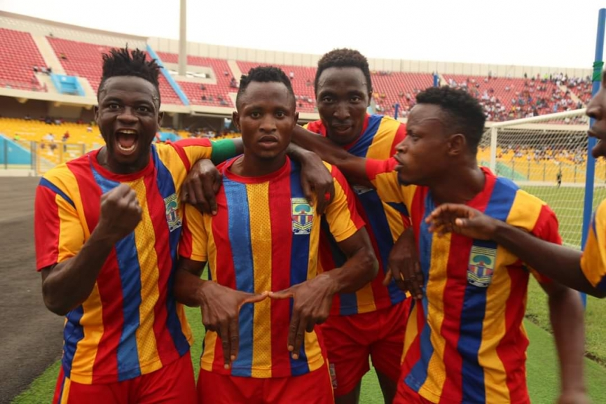 NC Special Cup Report: Hearts of Oak 1-0 Dreams FC - Rainbow boys silence 'Noisy' Dreams FC again