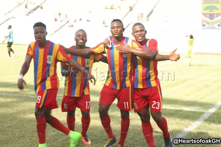 Opare Addo issues a stern warning to Hearts players