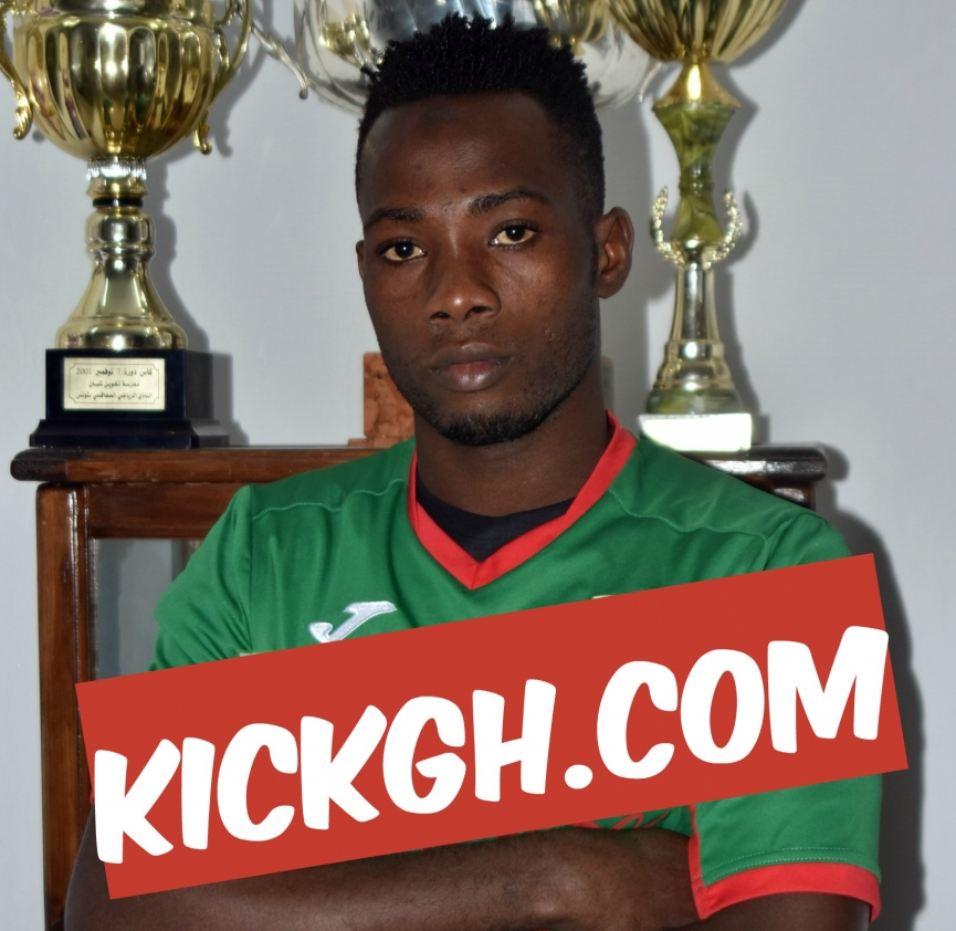 BREAKING: Kotoko sign highly-rated winger Zoumana Traore