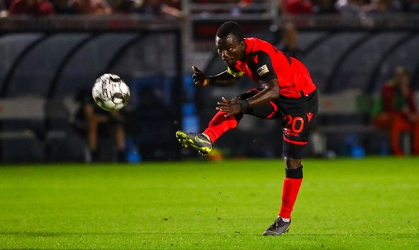 Solomon Asante becomes USL first player to register 17 assists