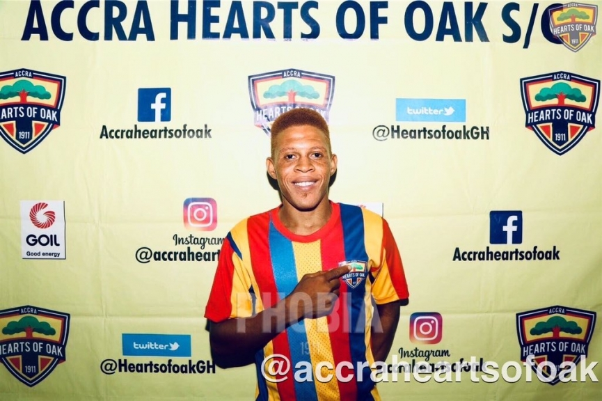 From The Streets To Hearts Of Oak - The Inspiring Story Of Larry Sumaila Ibrahim