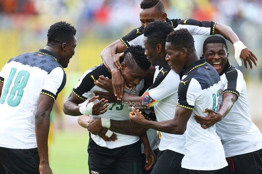 Gate fees for Black stars AFCON qualifier clash against Sierra Leone announced