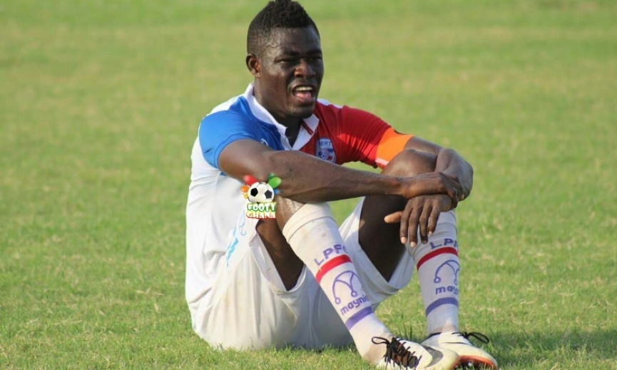 Highly-rated midfielder Simon Zibo close joining Hearts of Oak