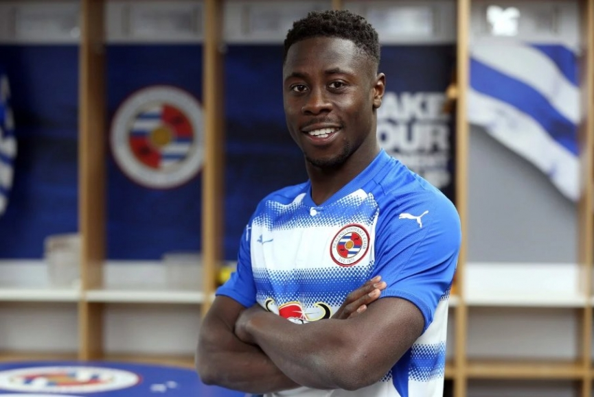 Ghana's Andy Yiadom joins Reading FC