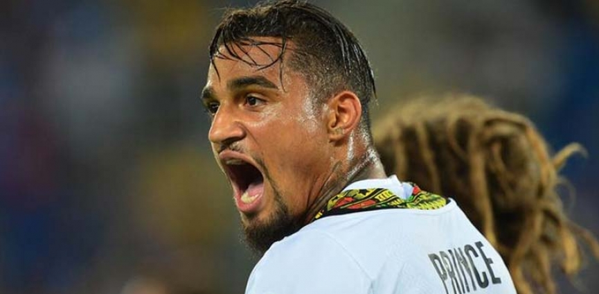 'No Prince, No Party' - KP Boateng mocks Black Stars after AFCON exit