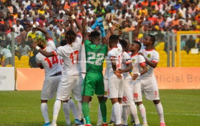 Asante Kotoko set date for players to report in Kumasi
