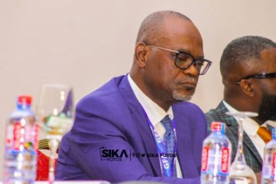 Dr. Kofi Amoah lauds GFA as Kurt Okraku celebrates first anniversary