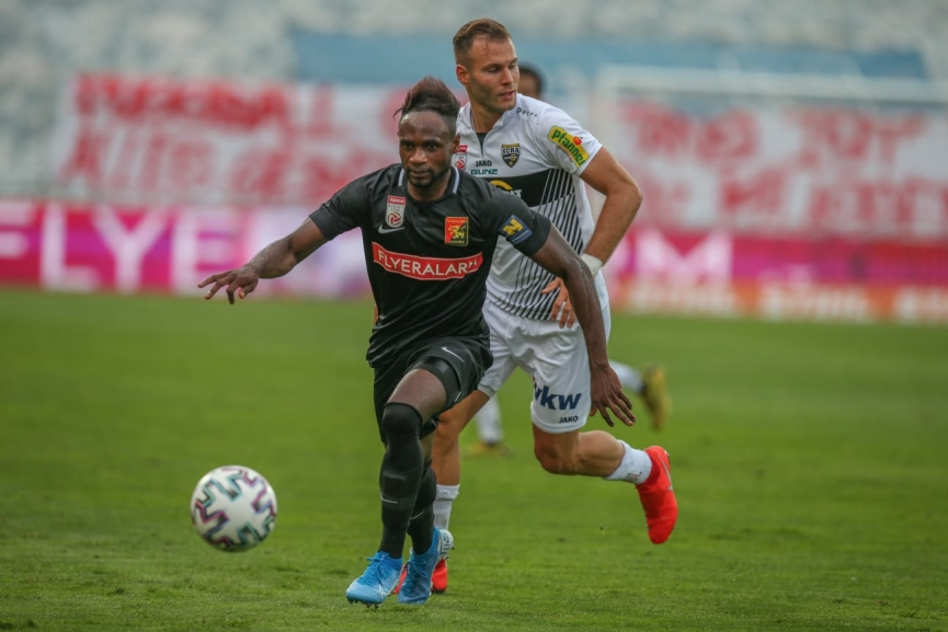 EXCLUSIVE: Seth Paintsil leaves Bundesliga club FC Admira Wacker Mödling