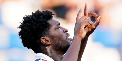 Black Stars striker Kwasi Okyere scores on Willem ll debut