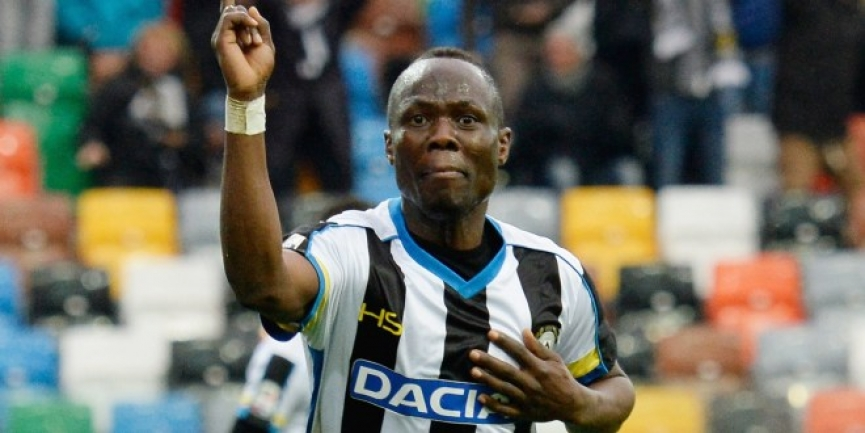 BREAKING NEWS: Ghana midfielder Emmanuel Agyemang-Badu rushed to hospital in Italy due to lungs problem