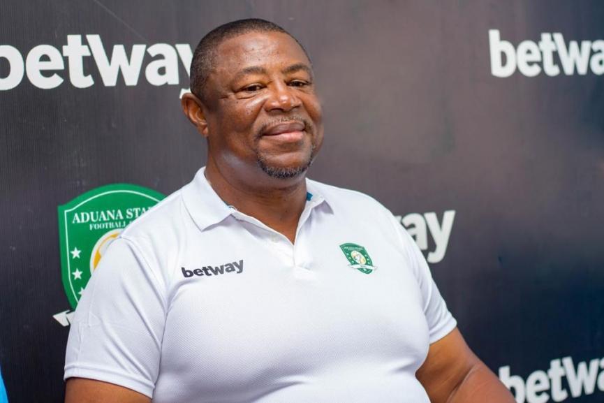 Aduana Stars coach fears players might be rusty after Coronavirus break