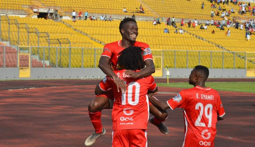 NC Special Cup Report: Aduana Stars 1-1 Asante Kotoko - Kotoko seal semi final berth with a vital away point