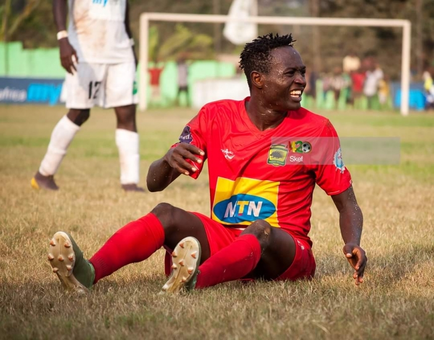 I want to become an engineer after football — 'Ambitious' Christopher Nettey