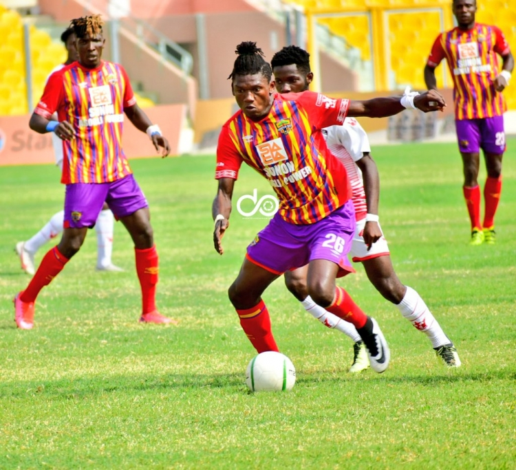 VIDEO: Watch the highlights of Hearts of Oak 4-0 win over WAFA