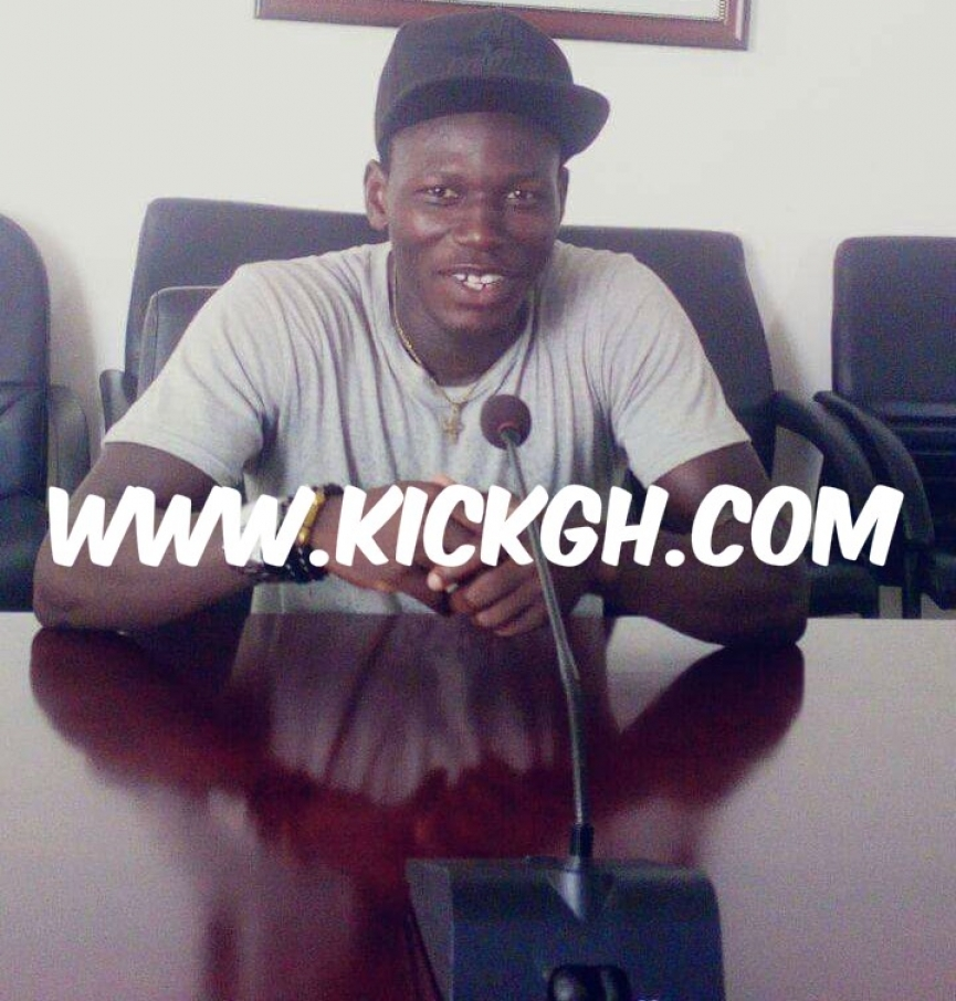 EXCLUSIVE: French giants Olympique Lyon sign Ghanaian striker Richard Arthur