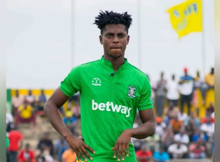 Kotoko make shock move to sign highly-rated defender Caleb Amankwah