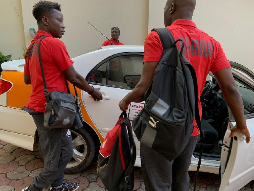 Black Meteors Team Using Taxis To Airport Motivated Them to Beat Algeria — Sports Authority chairman