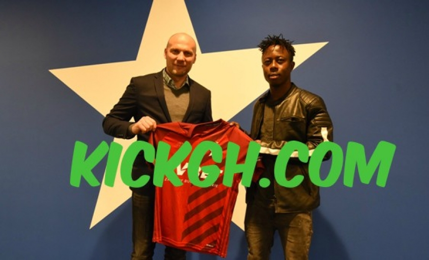 EXCLUSIVE: Ghana U20 star Emmanuel Kumah joins Polish giants Wisla Kraków