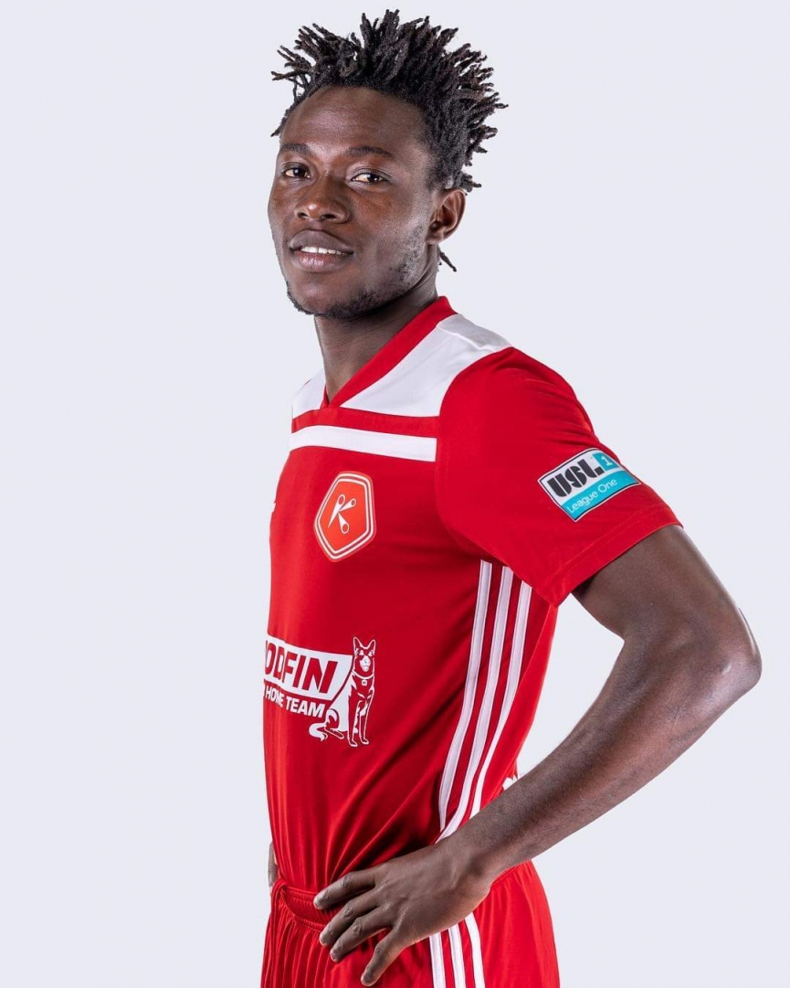 Ghanaian defender Wahab Ackwei joins American club Richmond Kickers FC