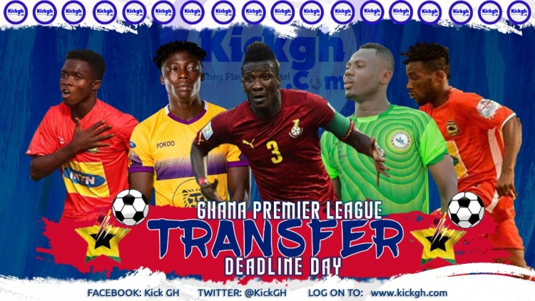 GPL Transfer Deadline Day: Justice Blay to Kotoko CALLED OFF as Medeama reject fee to be paid installment