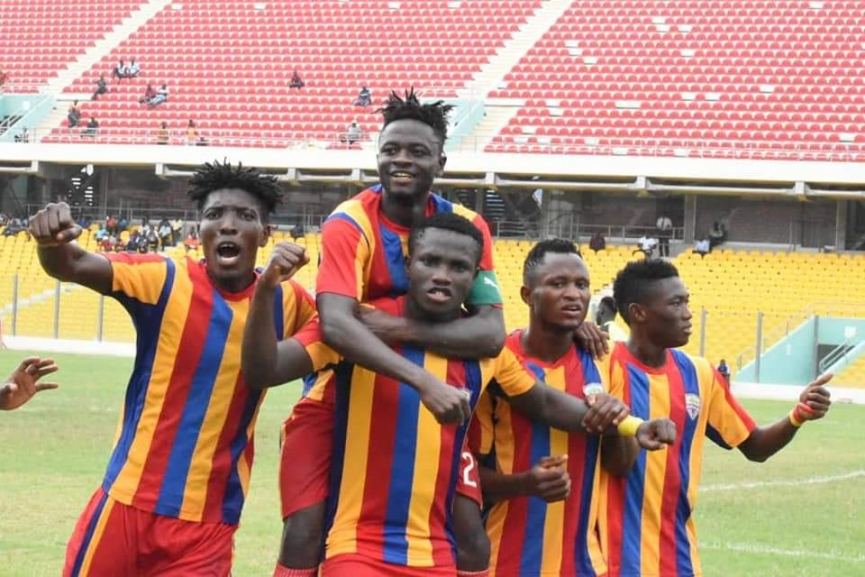 Hearts of Oak switch camp to Cape Coast ahead of Kotoko game