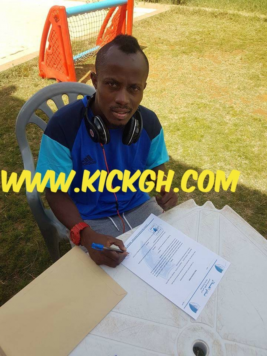 EXCLUSIVE: Francis Coffie signs for Libyan side Al Hilal
