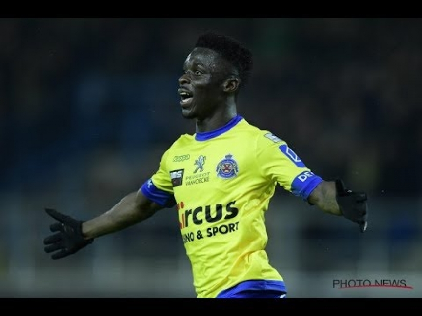 Nana Ampomah scores in Waasland-Beveren home defeat