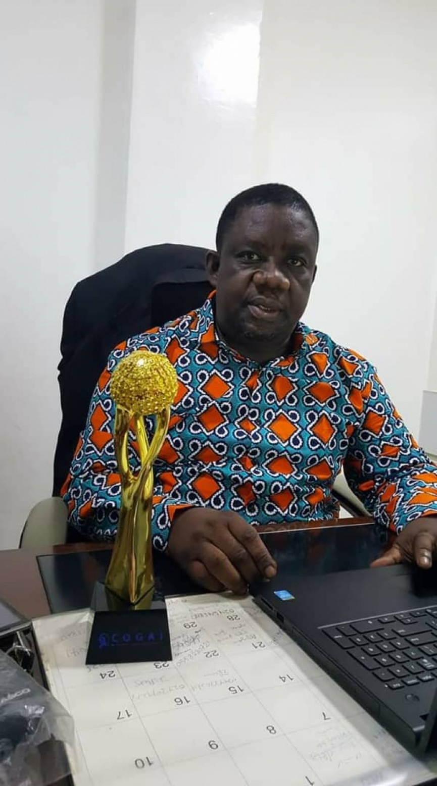 Meet Sometymer Otuo Acheampong: A Distinguished Football Administrator And Sports Journalist Who Deserves To Serve On The GFA Executive Council