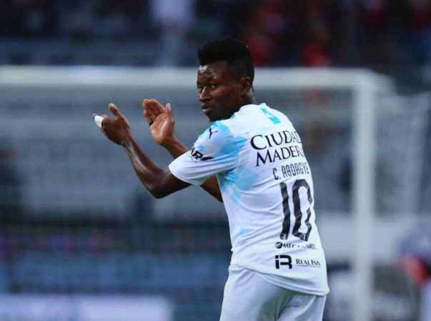 I don't regret leaving Europe to play in Mexico — Clifford Aboagye