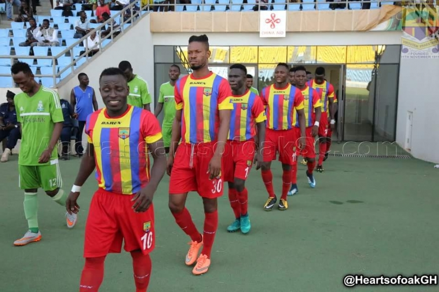 PREVIEW: Hearts of Oak vs Elmina Sharks- Mix results, both clubs ready to battle for what's at stake