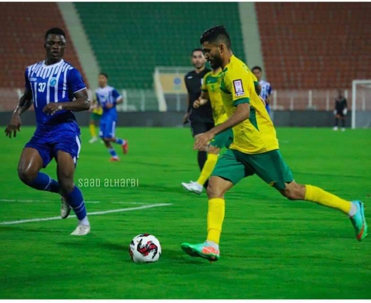 Rashid Sumaila glitters on debut for Saham in 1-1 draw with Seeb