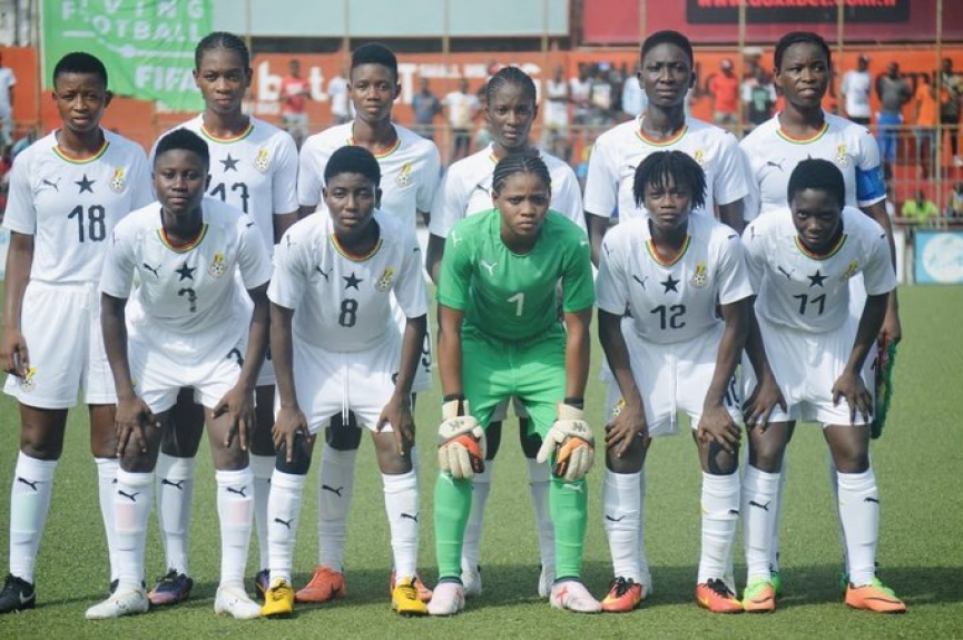 MATCH REPORT: Black Maidens beat Liberia in U17 Women's FIFA World Cup qualifier