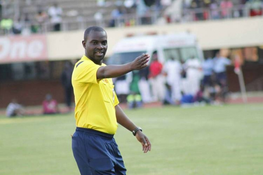 Zimbabwean referee Matemera who once rejected bribe to officiate Ghana- Sierra Leone game