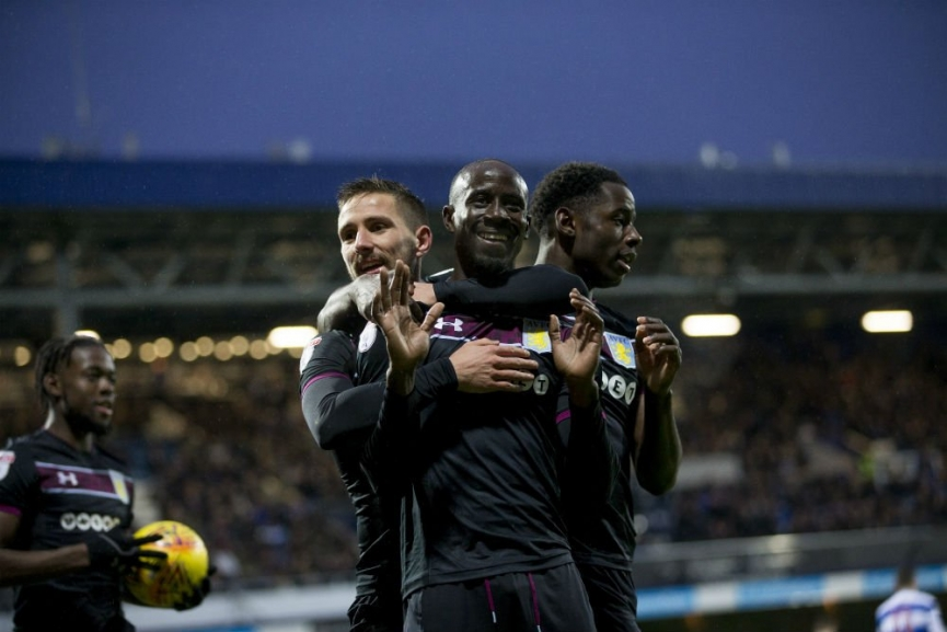 In-form Albert Adomah hits BRACE to power Aston Villa to victory