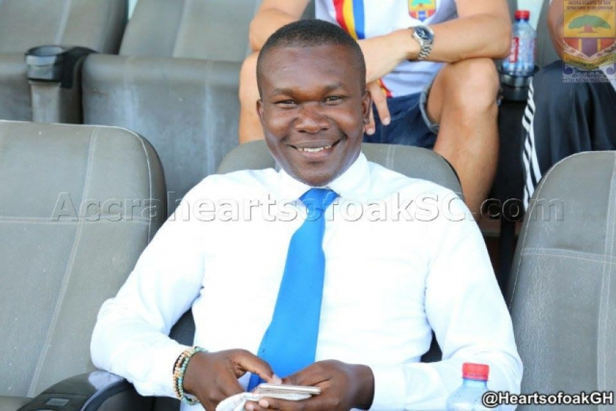 Hearts of Oak Commercial Affairs Manager Kwaku Sakyi SACKED for embezzling Gh¢ 10,000