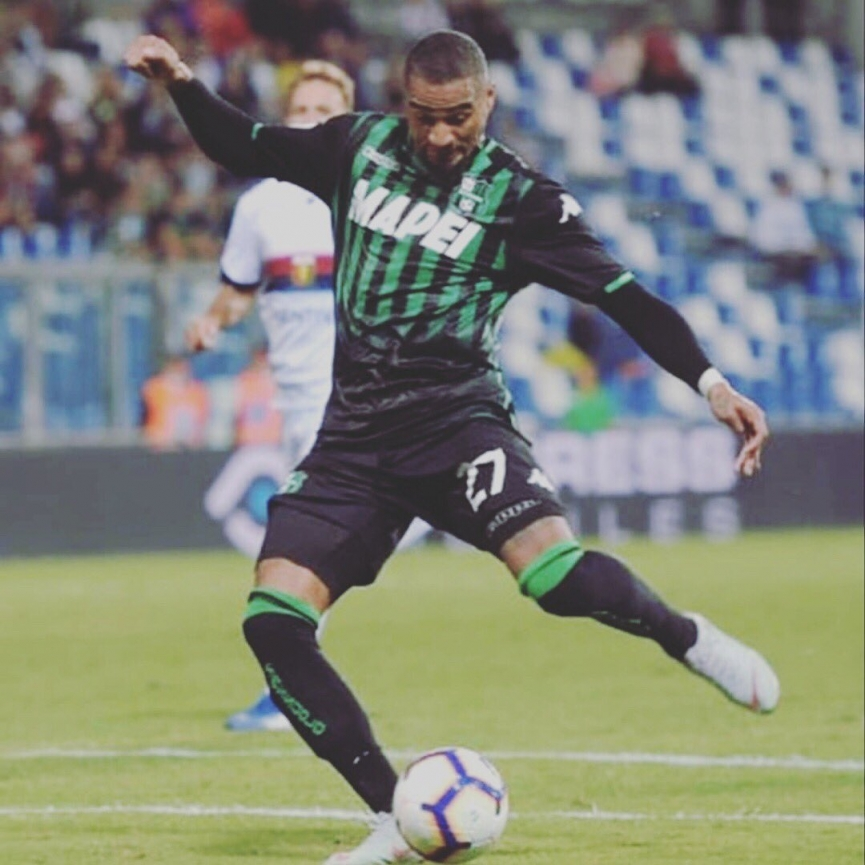KP Boateng scores again for Sassuolo