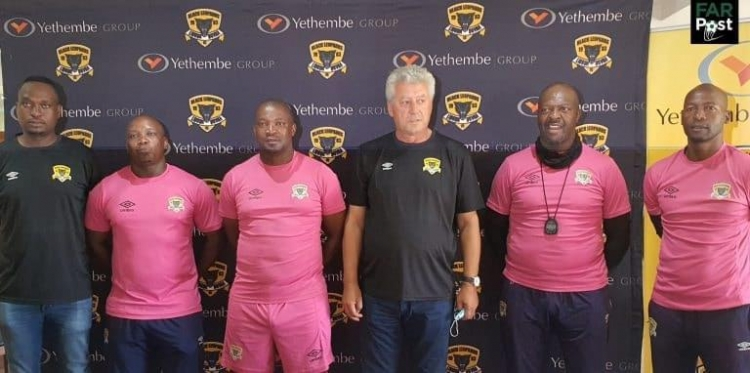 Kosta Papic joins Black Leopards FC after Hearts of Oak exit
