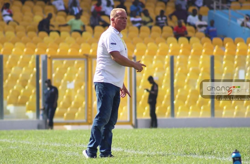 Kotoko new coach Kjetil Zachariassen starts work today