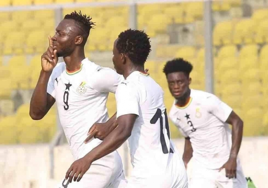 MATCH REPORT: Ghana 4-0 Gabon - Black Meteors thrash Gabon in U23 AFCON Qualifier
