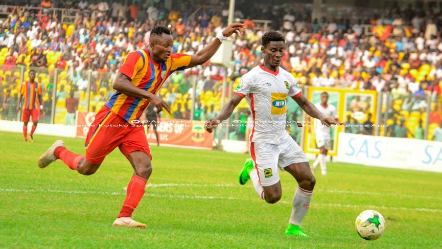 Kotoko vs Hearts of Oak: Preview, Line Ups, Kickoff time & TV Channels to watch the match