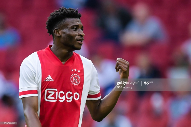 Kudus Mohammed provides all-important assist to power Ajax to victory