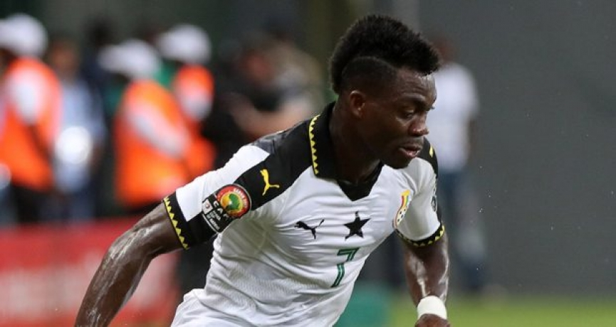 Christian Atsu out of Uganda clash