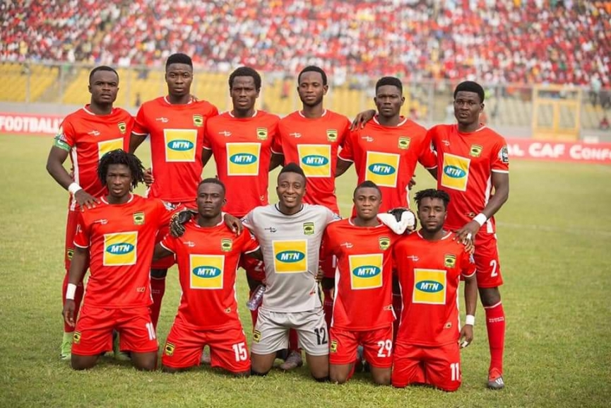 CK Akonnor names Kotoko squad to face Al Hilal today; Gyamfi & others return