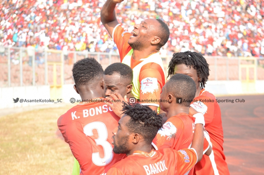 NC Special Cup Report: Asante Kotoko 1-0 Eleven Wonders - Porcupine Warriors keep qualification hopes alive