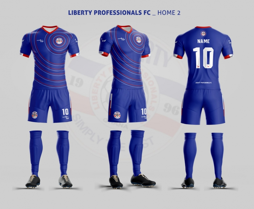 Liberty Professionals lands kits partnership deal from STRIKE; Check their new jerseys